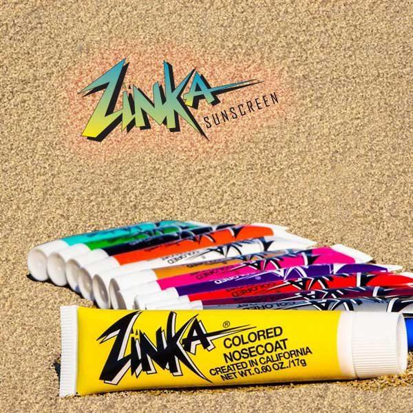 קרם הגנה ZINKA
