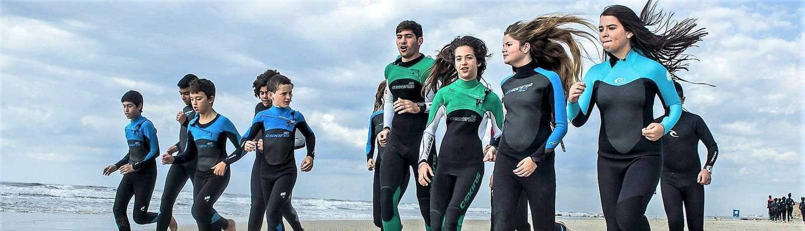 גל ים חוג ילדים ונוער